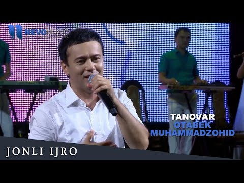 Otabek Muhammadzohid - Tanovar | Отабек Мухаммадзохид - Тановар (concert version)