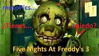 YP - Five Nights At Freddy