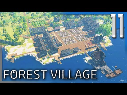 APIARY, MORE KILNS, AND EXPANSION! | Forest Village Modded Let's Play/Gameplay S2E11