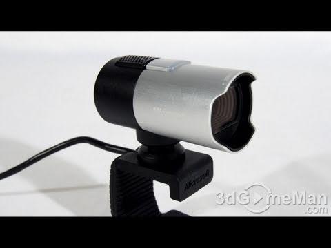 #1196 - Microsoft LifeCam Studio 1080p HD Webcam Video Review