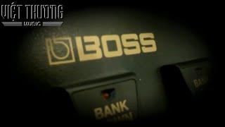 [part 1 BOSS GT100] Giới Thiệu về EFFECT BOSS - BOSS GT100 Sức mạnh của công nghệ