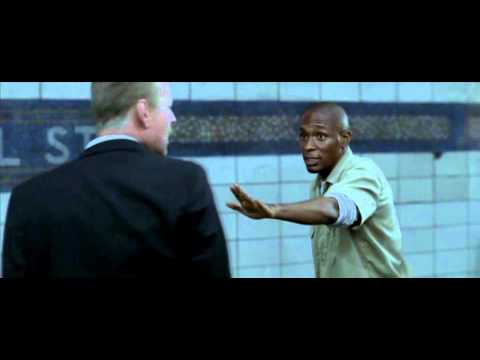 16 Blocks (2005) - Subway Scene
