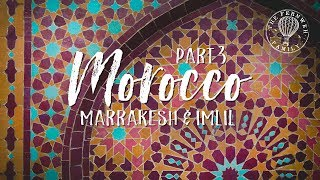 MOROCCO Getting Lost In Marrakesh
