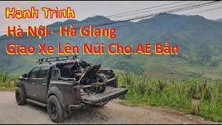 Hành Trình Giao Xe Ex150 Cực Gian Nan Về Hà Giang