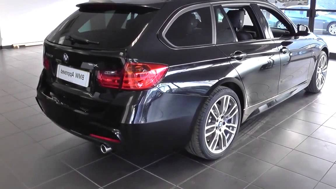 bmw 3 series touring f31 320d xdrive m sport touring n47 z3ir u17718 youtube. Black Bedroom Furniture Sets. Home Design Ideas