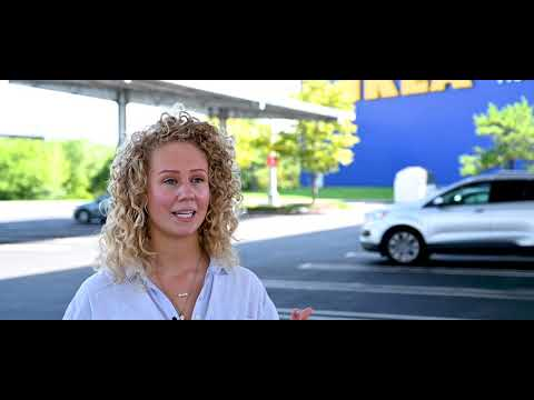 IKEA Retail U.S. Opens Its First Solar Car Park