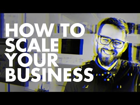 How To Scale Your Business, Multiply Your Time, and Delegate