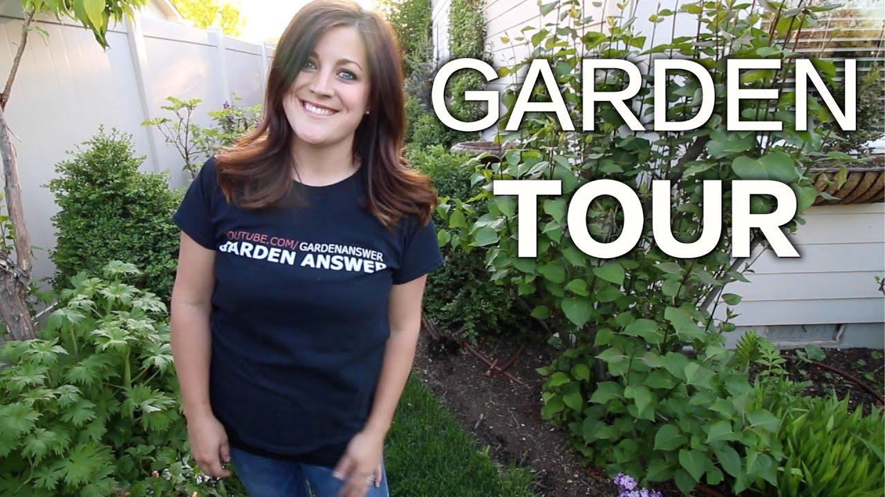 Garden Tour 2016 Our Old House Youtube