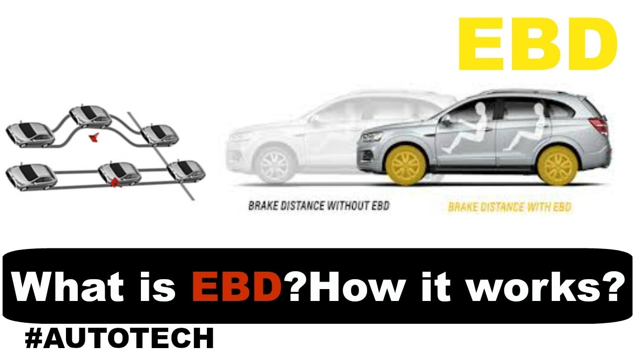 Electronic Brakeforce Distribution Ebd Or Ebfd क य ह स म करत Autotech