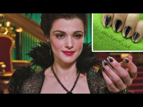 Evanora's Nails - Oz the Great and Powerful