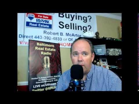 On-Line Baltimore Radio Show First Episode Host Robert McArtor