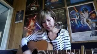 ギター初心者☆弾き語り☆洋楽☆ギターを始めて半年の記念撮影☆20 good rea...