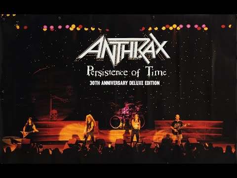 Anthrax - Persistence Of Time 30th Anniversary Remastered - Ep 5 -  Tour Stories