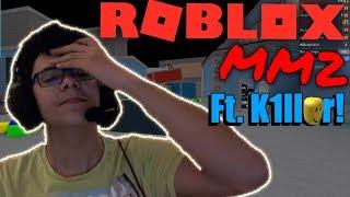 😱 OMG DER K1LLER KOMMT! | ROBLOX Murder Mystery 2 (Deutsch)