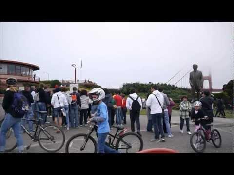 Golden Gate National Recreation Area - Panasonic Lumix DMC-G2 720p HD Video
