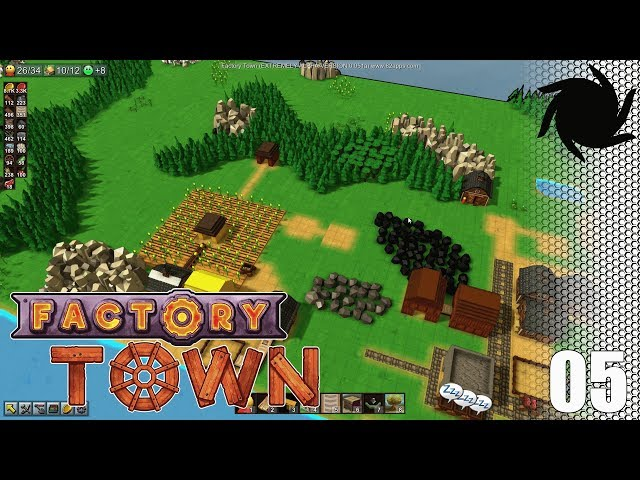 Factory Town - S02E05 - New Farming Update