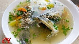 Мое Любимое Блюдо-Уха из Карасей.