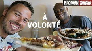 Un BUFFET à VOLONTE FRANCO-ASIATIQUE - VLOG #431