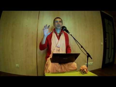 E.С. Ананда Вардхана Свами. Лекция по Санкиртане. Молитвы за других. Вторая часть, 10.12.2018