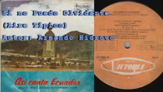 Disco Completo Los Hermanos Castro - Así Canta Ecuador (1970)