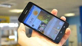 Замена экрана и тачскрина Huawei G630