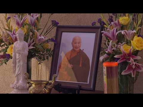 Thich Nu Pho Tam Funeral, Saratoga &  Fremont, California, Part 2