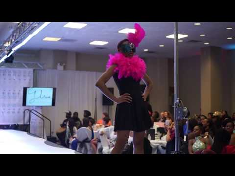 Le Coiffeur Style the Runway presents Bling Couture by Sofia Davis