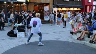 JHKTV] 홍대댄스 위더스 hong dae  k-pop dance with us boss