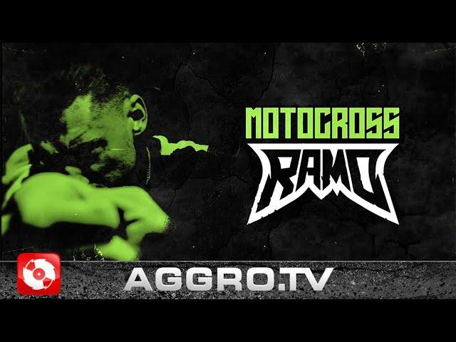 RAMO - MOTOCROSS - AGGRO.TV LYRICS (OFFICIAL VERSION)