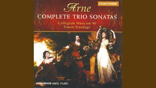 Trio Sonata No. 7 in E Minor: I. Siciliana: Largo