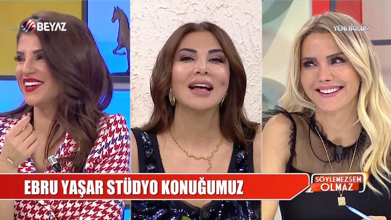 Ebru Yaşar'ın Okan Bayülgen hakkındaki sözleri stüdyoyu kahkahaya boğdu