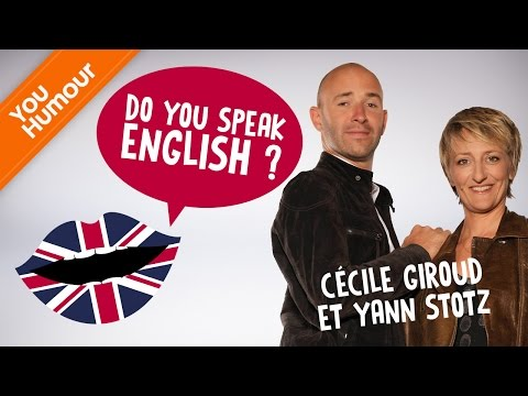 CECILE GIROUD & YANN STOTZ - Do you speak english?