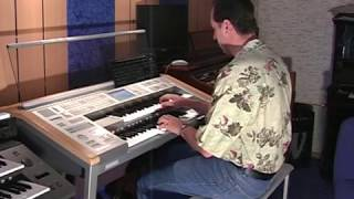 Music (orig. John Miles) played on Yamaha Electone ELS-01C Stagea organ H. Mladosevits organ orgel