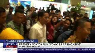 "Video Jokowi Nonton Film ""Comic 8 & Casino Kings"" download MP3, 3GP, MP4, WEBM, AVI, FLV September 2018"
