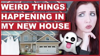 Weird Things Are Happening In My New House | Storytime