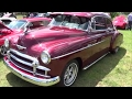 1950 Chevrolet Deluxe Sedan