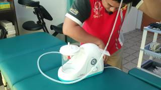 Cara menggunkan mesin bekam tanpa cukur