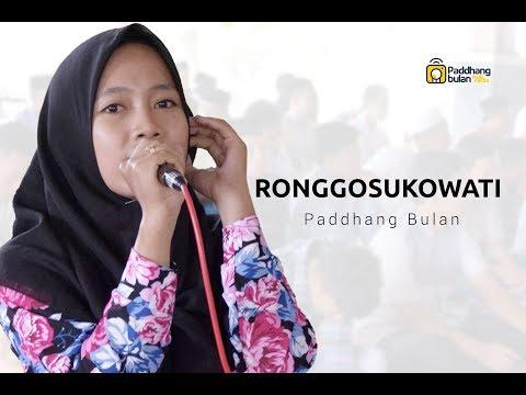 Lagu Ronggosukowati Versi Etnik Modern - #PaddhangBulan