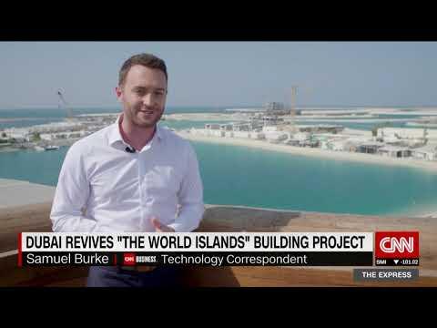 "Dubai revives ""The World Islands"" building project"