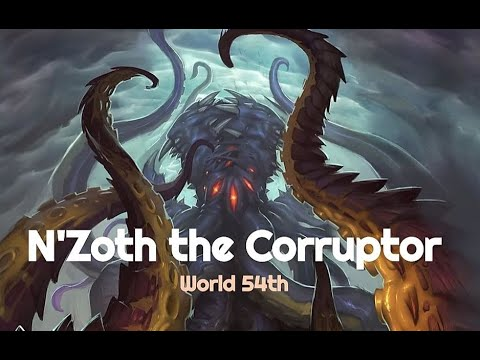 Deal With It vs N'Zoth the Corruptor Mythic