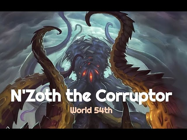 Deal With It vs N'zoth Mythic World 54