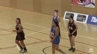 Netball | Saint Kentigern College  v  Avondale College | Sky Sport