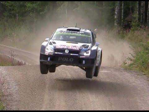 WRC Neste Oil Rally Finland 2015