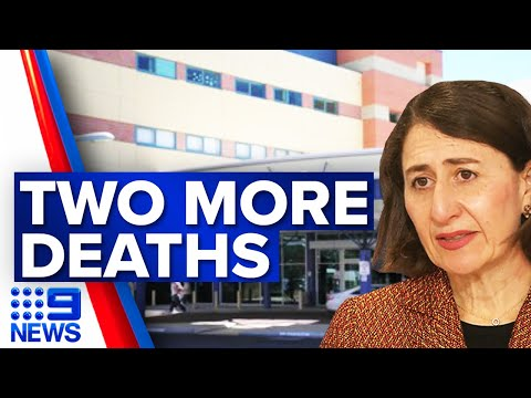 Two More People Die From COVID-19 In Sydney   Coronavirus   9 News Australia