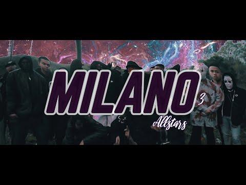 Zargon - MILANO Allstar III (Official Music Video)
