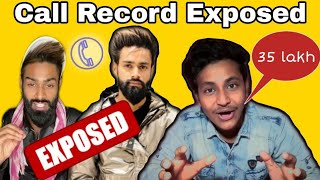 Amir Siddiqui Exposed || Story Of 35 Lakh || Part 1 || By Sahil