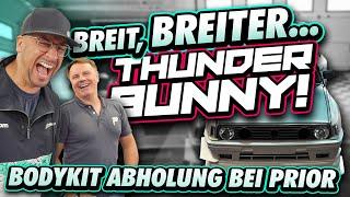 JP Performance - Breit, breiter...Thunderbunny! | Bodykit Abholung bei Prior!