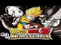 Dragon Ball Z Burst Limit PS3 Saga dei Saiyan 3 NAPPA