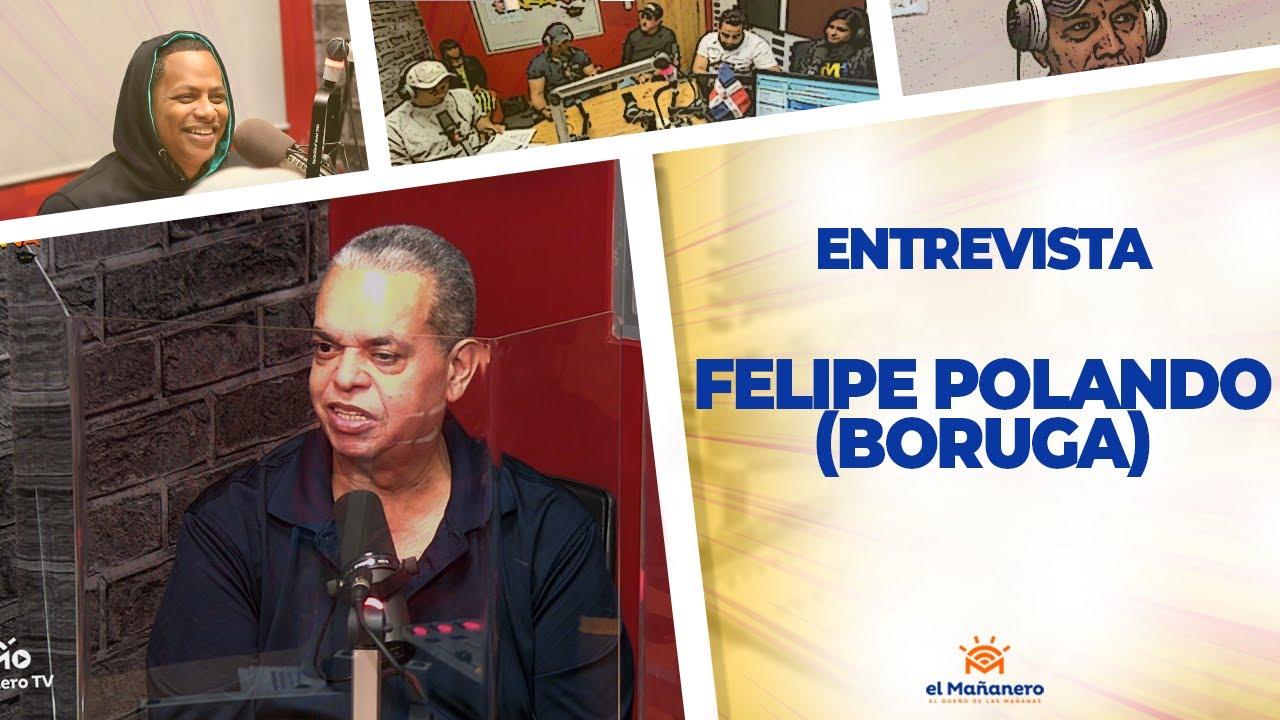 """El Comediante Más Querido Felipe Polanco """"Boruga"""" Vs Phillip Rodriguez - download from YouTube for free"""