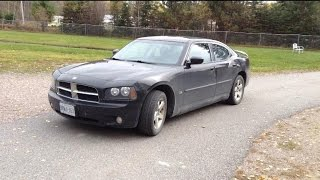 2010 Dodge Charger SXT Start Up, Engine, Test Drive, and in Depth Tour